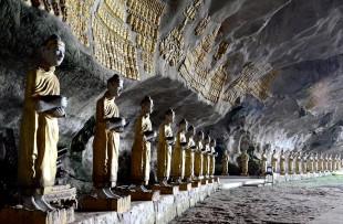 Hpa An Sadan Cave
