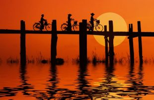 mandalay u bein cycle