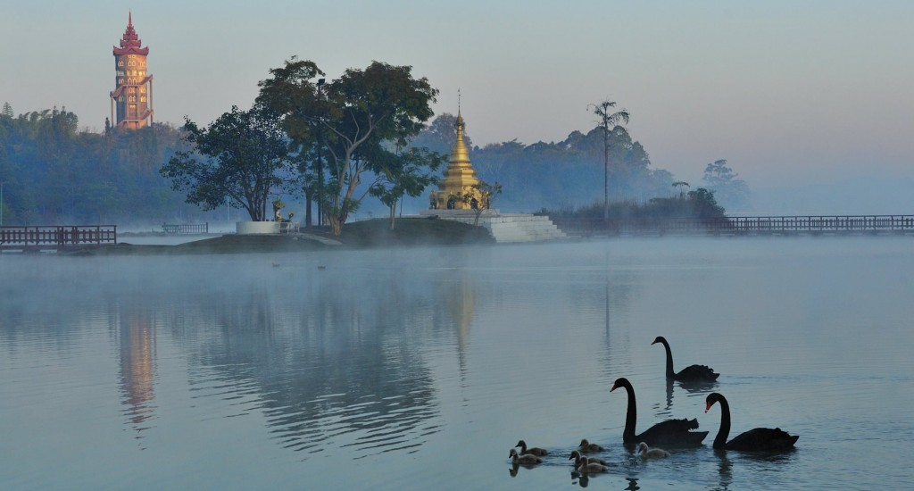 Myanmar's Pyin Oo Lwin | Burmaholidayarchitecture